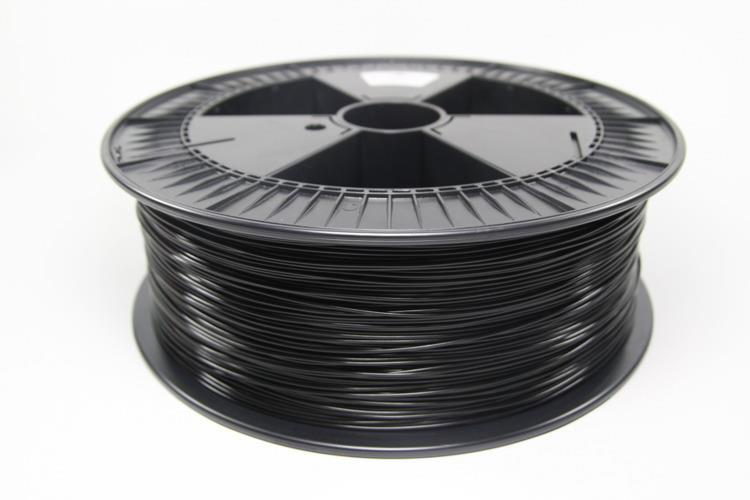 Filament SPECTRUM / PLA / DEEP BLACK / 1,75 mm / 2 kg