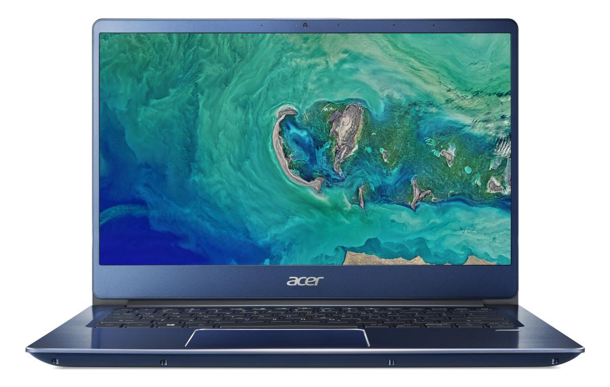 "Acer Swift 3 (SF314-54-56SS) i5-8250U/4GB+4GB/512GB SSD M.2+N/HD Graphics/14"" FHD IPS LED matný/BT/W10 Home/Blue"
