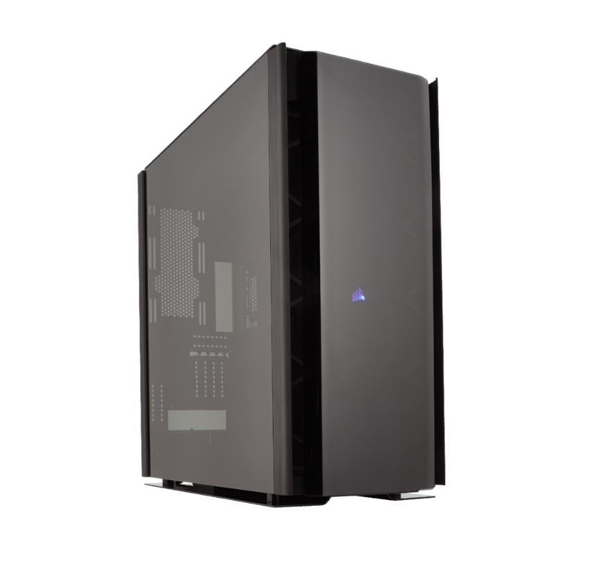 Corsair PC skříň Obsidian Series 1000D Super Tower, tvrzené sklo