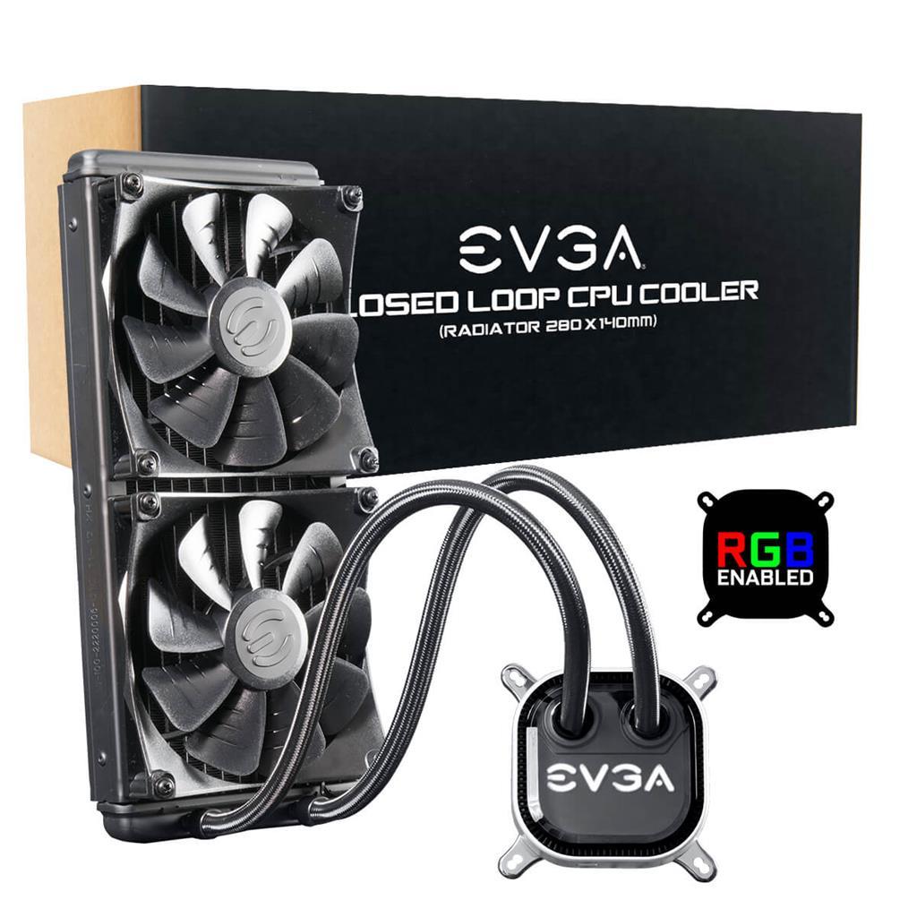 EVGA CLC 280 Liquid / Water CPU Cooler