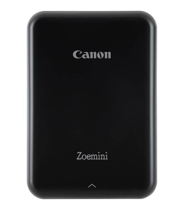 CANON Zoemini Black - mini instantní fototiskárna