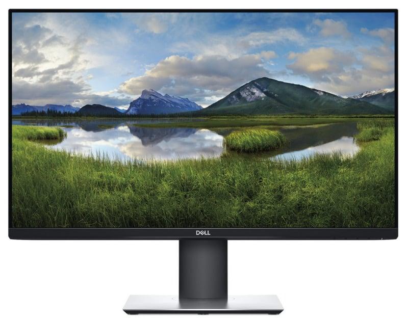 "Dell Professional P2419H 24"" WLED/8ms/1000:1/Full HD/HDMI/DP/VGA/USB/IPS panel/cerny"