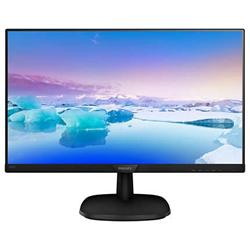 "Philips 243V7QJABF/00 IPS 23.8"" LED 1920x1080 200 000 000:1 5ms 250cd DP HDMI repro cierny"