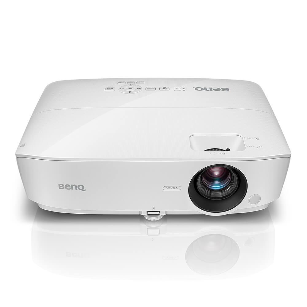 BenQ DLP Projektor TW535 3D/1280x800 WXGA/3600 ANSI lm/15000:1/2xHDMI/1x2W Repro