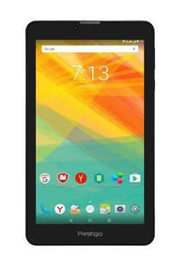"""PRESTIGIO Grace 3157 3G, 7.0"""" HD (720x1280) IPS display, Quad-Core 1.3GHz, 1GB, 8GB, 2800mAh, Android 7.0, Black"""