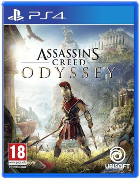 Assassins Creed: Odyssey PS4 (5.10.2018)