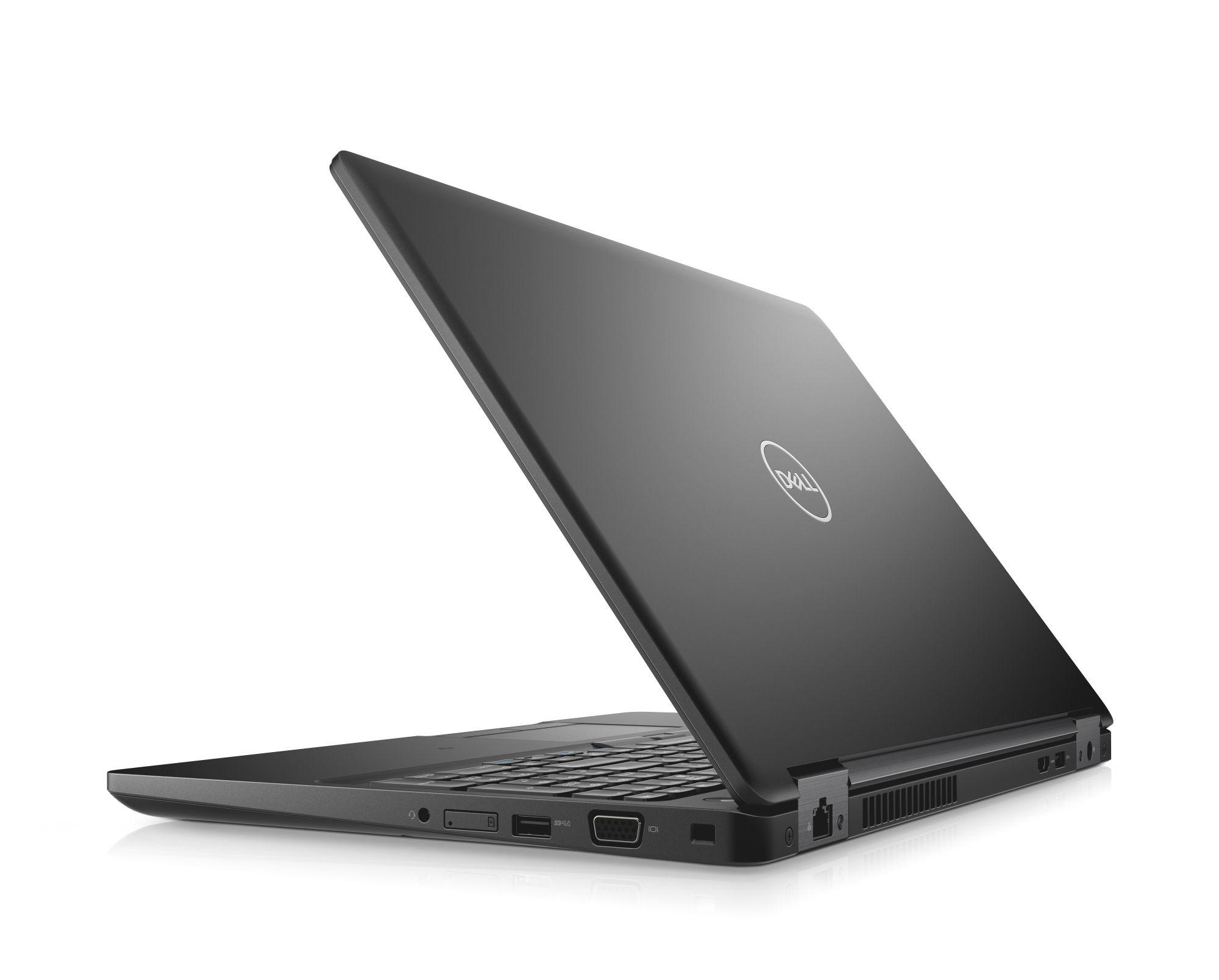 "Dell Precision 3530 15"" FHD i7-8850H/16GB/256GB SSD/P600-4GB/THB/SCR/MCR/HDMI/VGA/W10P/3RNBD/Černý"