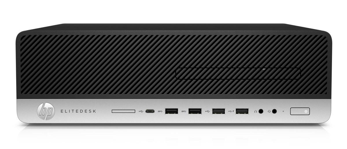 HP EliteDesk 800 G4 SFF i5-8500/8 GB/1 TB/Intel HD/DVD/Win 10 Pro