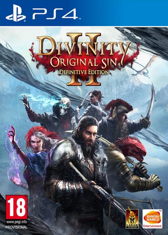 Divinity: Original Sins 2 - Definitive Edition PS4