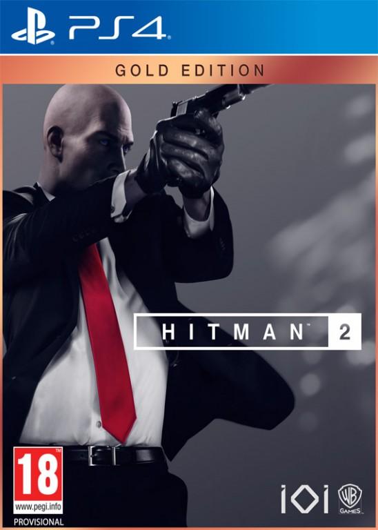 Warner Bros PS4 hra Hitman 2 - GOLD Edition