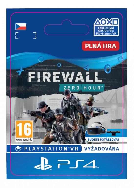 ESD CZ PS4 - Firewall Zero Hour™