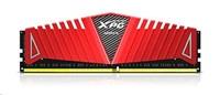 DIMM DDR4 32GB 3000MHz CL16 1024x8 (KIT 4x8GB) ADATA XPG Z1, Red