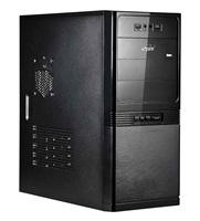 Spire PC skříň MANEO 1075, bez zdroje, černá