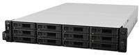 Synology RS2418+ RackStation (2,1GHz/4GBRAM/12xSATA/4xGbE/1xPCIe)