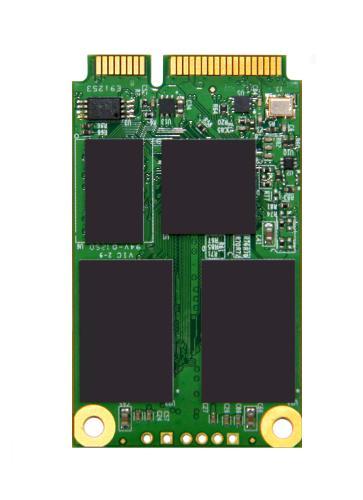 TRANSCEND MSA370 512GB SSD disk mSATA, SATA III (MLC)