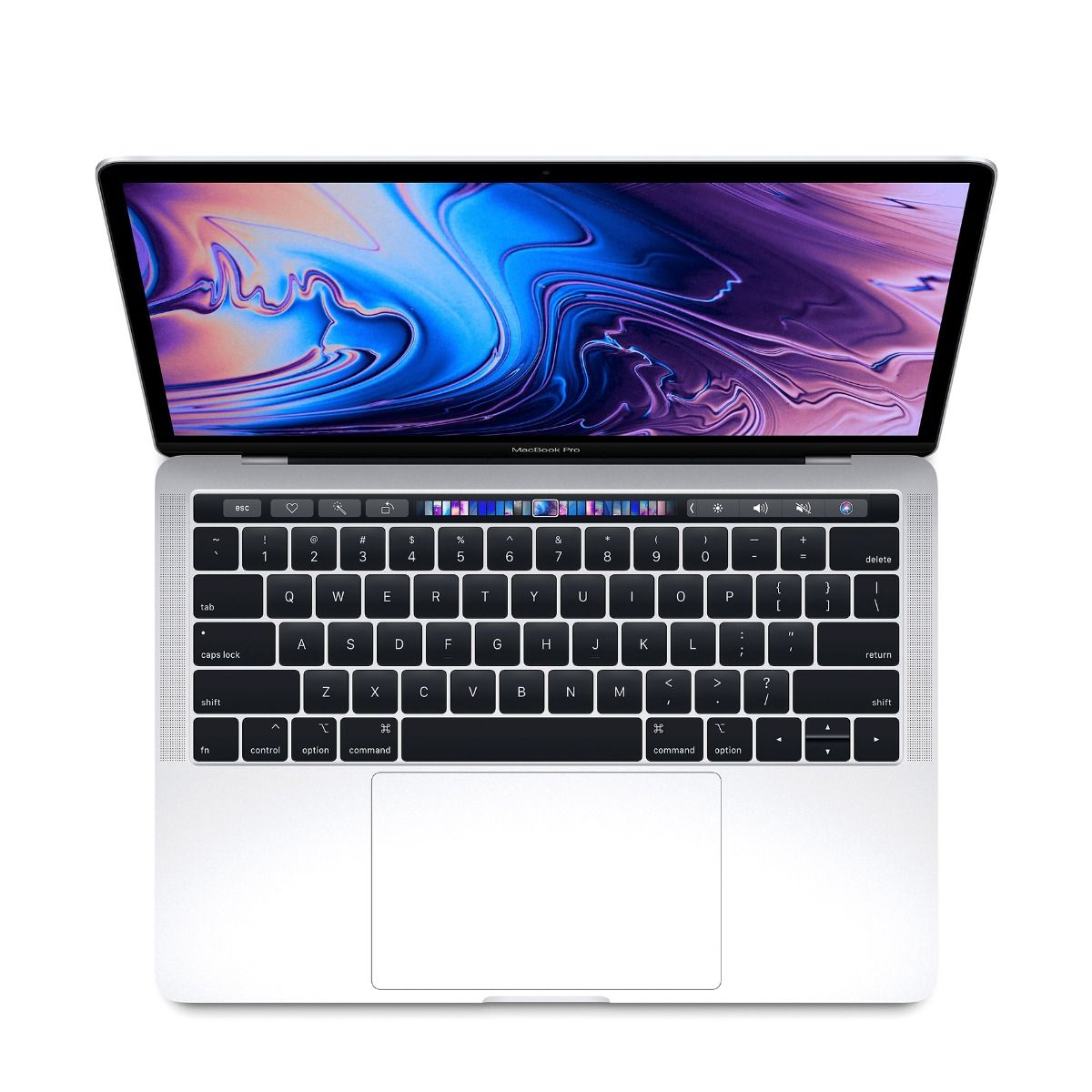 "Apple MacBook Pro 13,3"" Touch Bar/IPS Retina 2560x1600/QC i5 2.3-3.8GHz/8GB/256GB_SSD/Iris Plus 655/Silver (2018)"