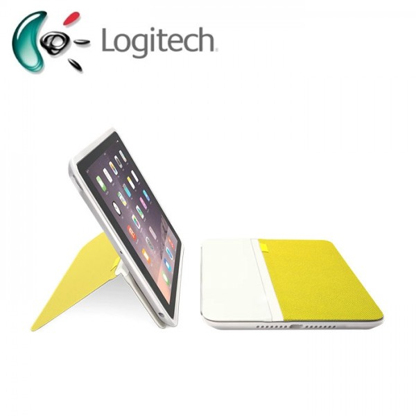 Logitech Any Angle iPad Cover - YELLOW