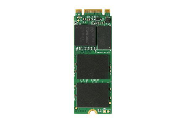 Transcend SSD M.2 2260 SATA 6GB/s, 128GB, MLC (čtení/zápis; 540/170MB/s)