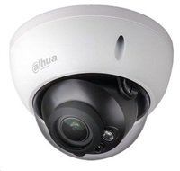 Dahua IP dome kamera 2Mpix / 30fps,Sony-Starvis, 0,006Lux, mot.zoom+AF 2,7-13,5mm, IR50m, WDR, H.265+