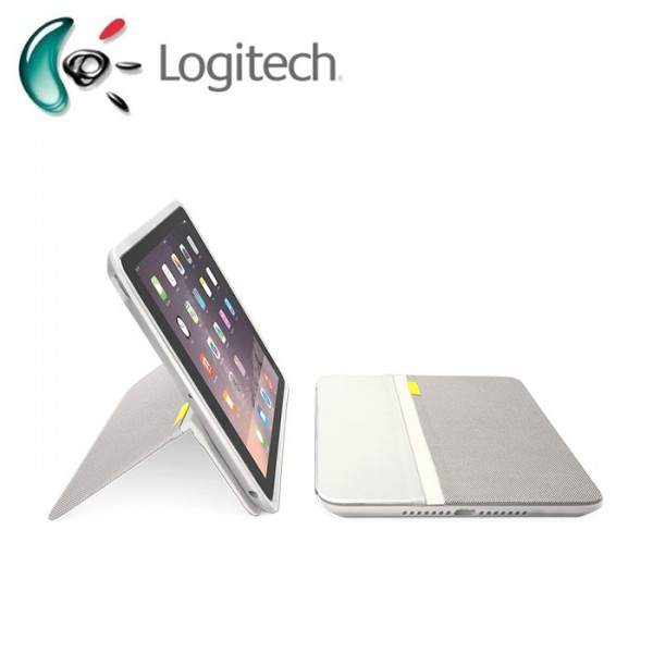 Logitech Any Angle iPad mini Cover - PALE GREY