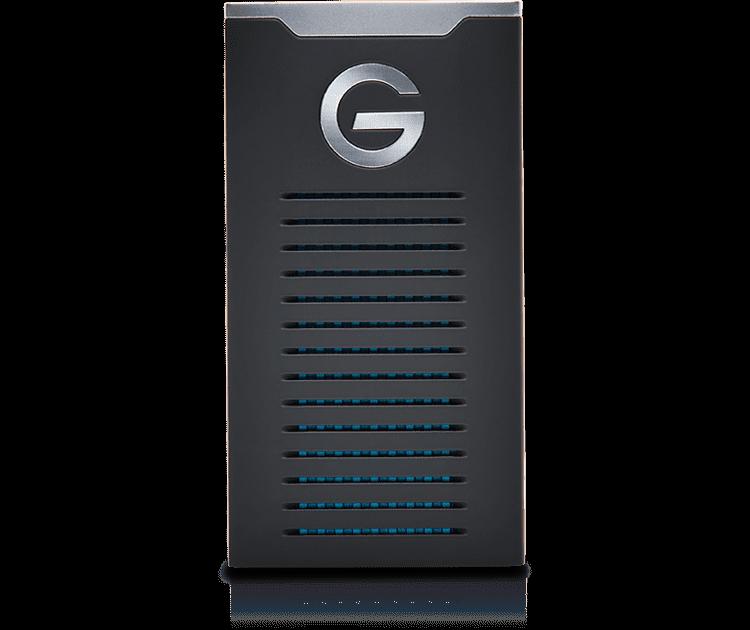 G-DRIVE externí SSD mobile, 2.5'', 500GB, USB 3.1, šedá