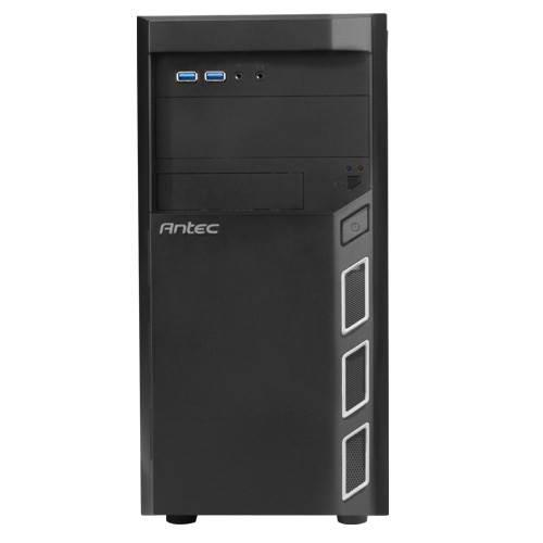PC case Antec VSK 3000 Elite-U3 Micro ATX, black