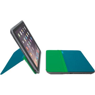 Logitech Any Angle iPad mini Cover - GREEN & TEAL