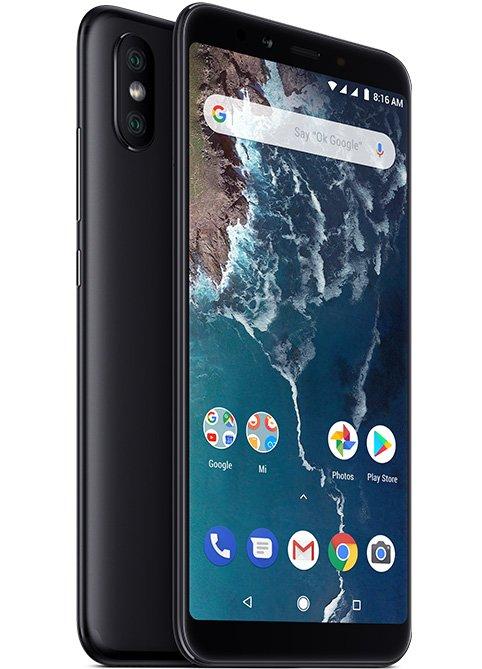 Xiaomi Mi A2 (4GB/64GB), Black