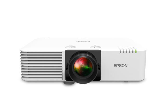 3LCD EPSON EB-L610W,WXGA 6000 Ansi 2500000 : 1