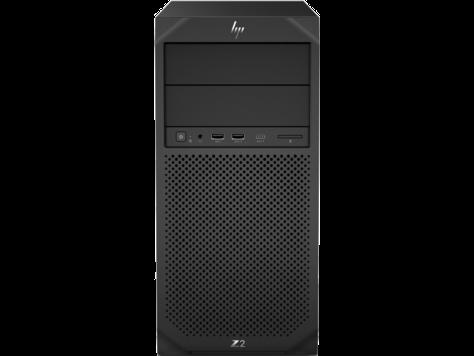 HP Z2 G4 TWR Intel i7-8700/16GB DDR4 (2x8GB)/1TB HDD/Intel HD/Win 10 Pro