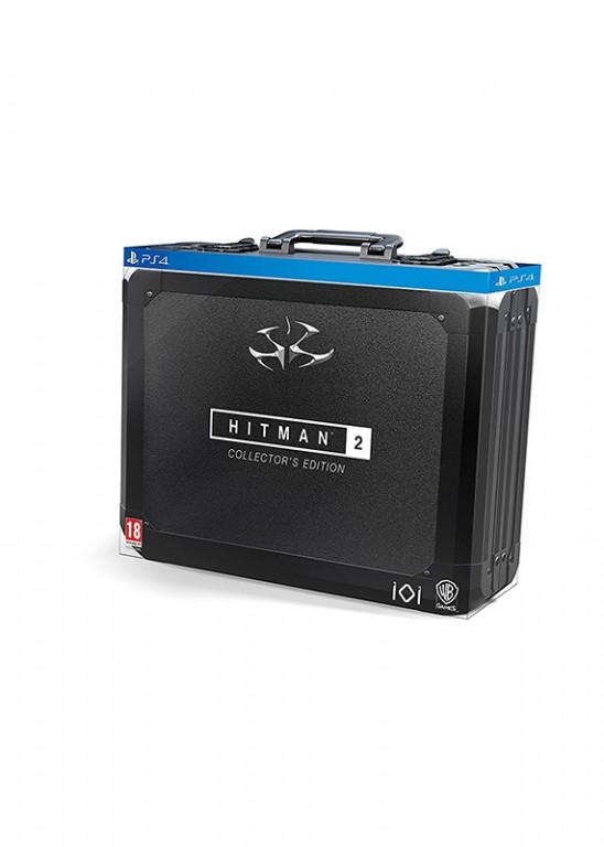 Warner Bros PS4 hra Hitman 2 - Collectors Edition