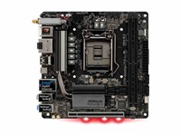 ASRock Z370 GAMING-ITX/AC ,2*DDR4 ,6*SATA3