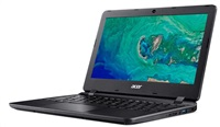 "Acer Aspire 1 (A111-31-C1GR) Celeron N4000/4GB+N/eMMC 64GB+N/A/HD Graphics/11.6"" HD matný/BT/W10 Home in S mode/Black"