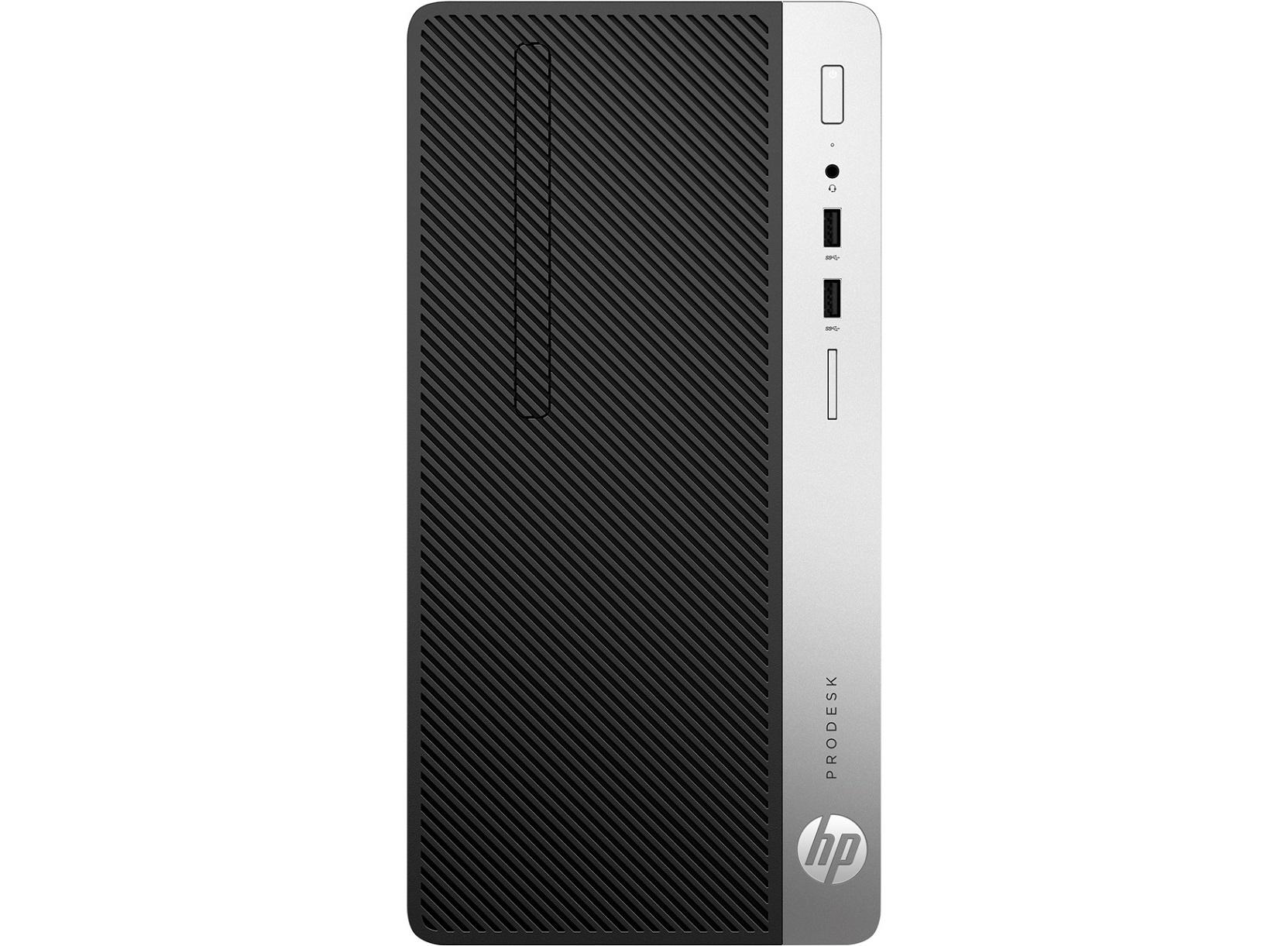 HP ProDesk 400G5 MT Intel i7-8700 / 8GB / 256GB SSD / Intel HD / DVD-RW/ W10 Pro
