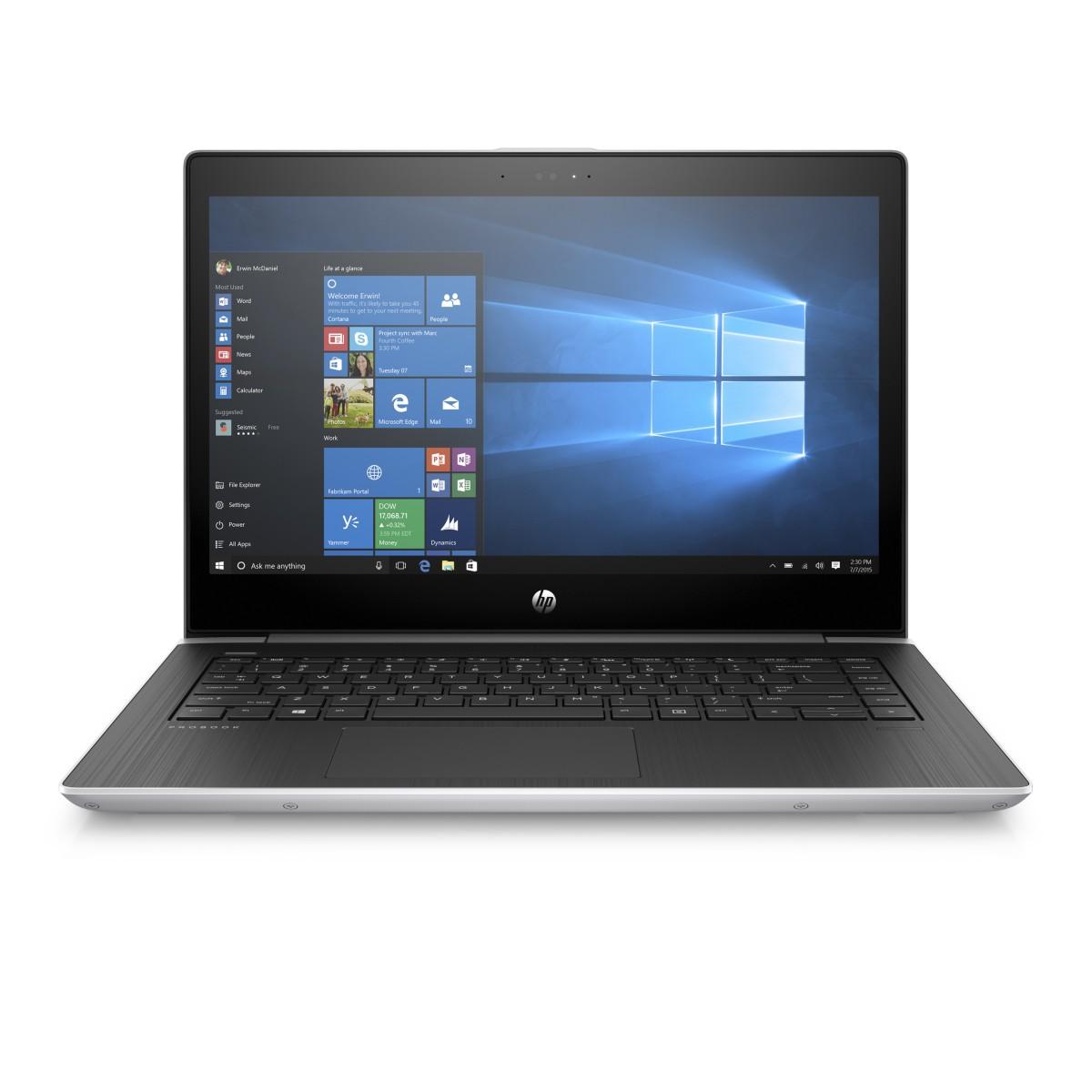"HP ProBook 470 G5, i5-8250U, 17.3 FHD, GF930MX/2G, 16GB, 256GB+volny slot 2,5"", FpR, ac, BT, Backlit kbd, W10Pro"