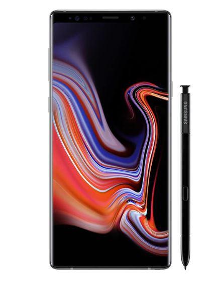 Samsung N960 Galaxy Note9 128GB Black