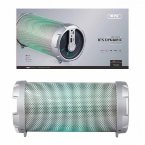 Aligator Bezdrátový Bluetooth reproduktor PLUS s LED světly, (P5035)