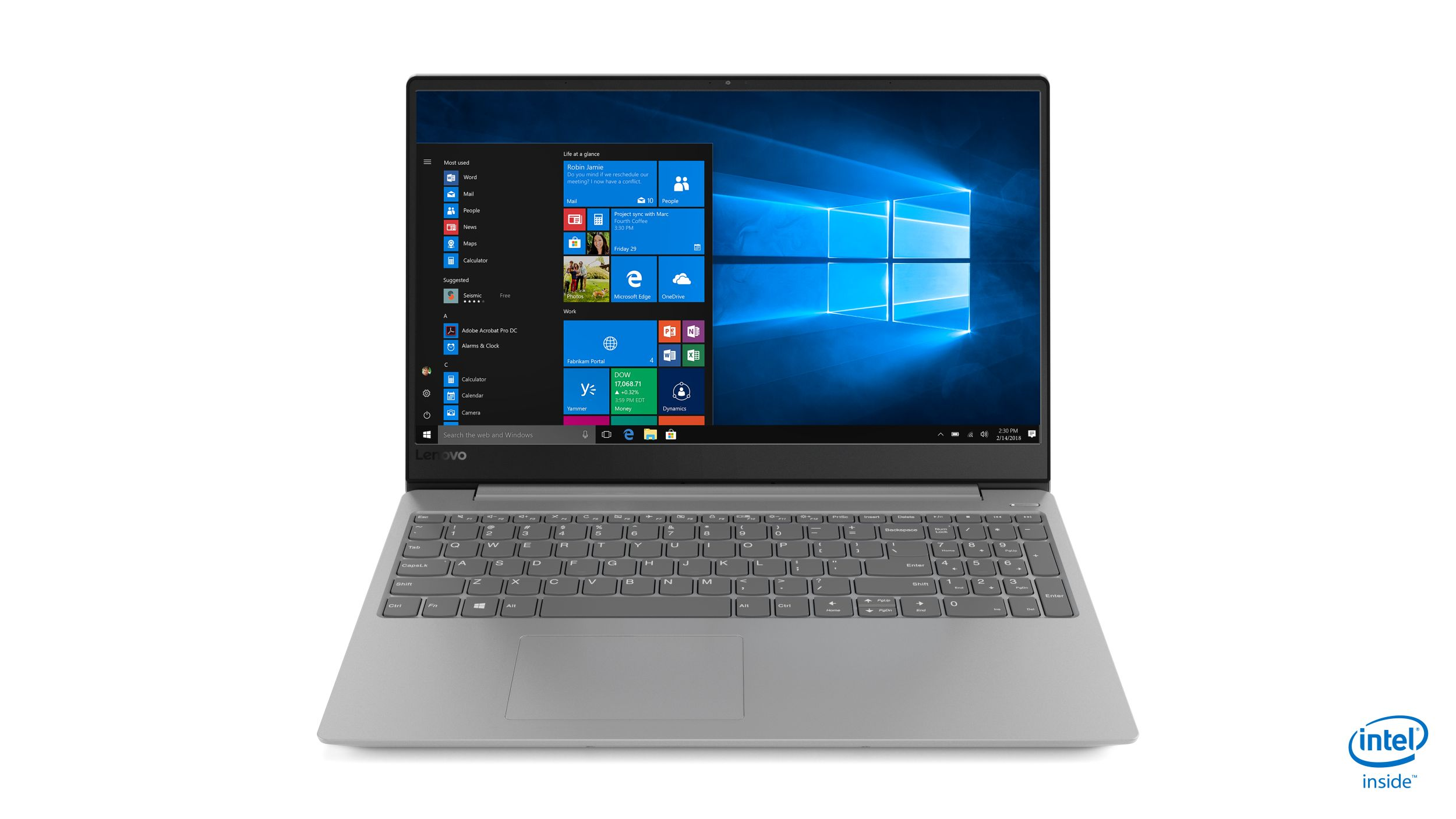 "Lenovo IdeaPad 330S-15IKB i5-8250U 3,40GHz/8GB/SSD 12GB+HDD 1TB/15,6"" FHD/IPS/AG/Radeon 4GB/WIN10 šedá 81F5003UCK"