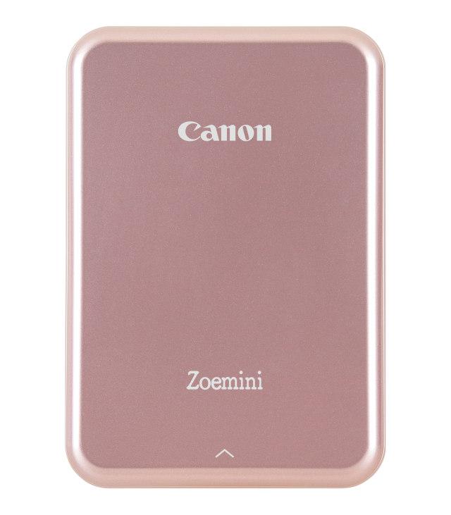 CANON Zoemini Rose Gold - mini instantní fototiskárna