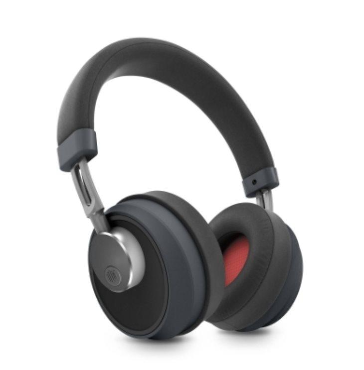 ENERGY Headphones BT Smart 6 Voice Assistant Titanium, Bluetooth sluchátka pro komplexní propojení s mobilním telefonem