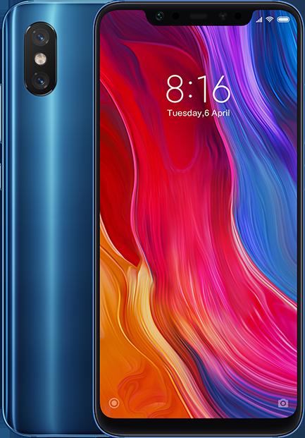 Xiaomi Mi 8 (6GB/64GB) Blue