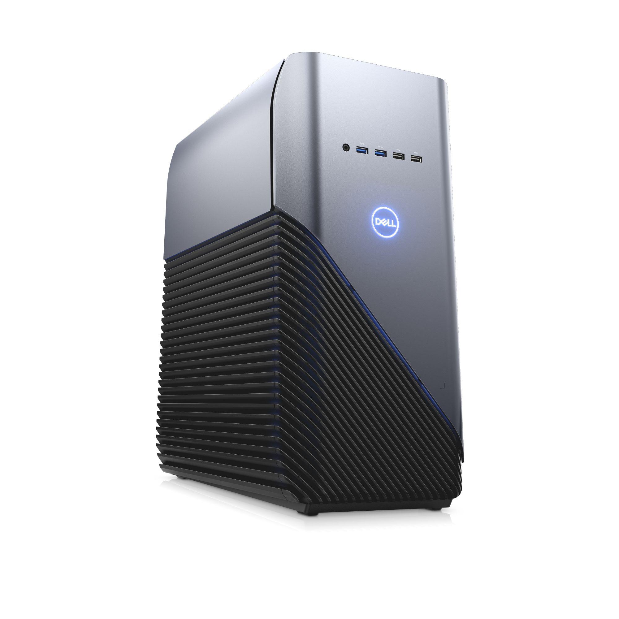 Dell PC Inspiron 5680 i5-8400/8GB/128S+1TB/GTX1060-6GB/HDMI/DP/DVI/USB-C/WiFi+BT/DVD-RW/W10/2RNBD