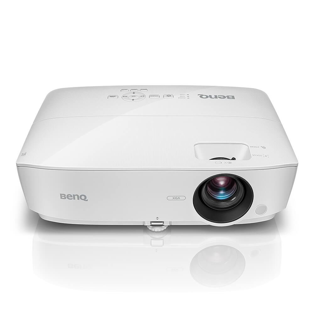 BenQ DLP Projektor MX535 3D/1024x768 XGA/3600ANSI lm/15000:1/2xHDMI/1x2W repro