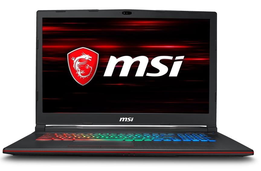 "MSI GP73 8RE-624CZ Leopard 17,3"" FHD/i7-8750H/8 GB/128 GB SSD + 1 TB HDD + 1x volny slot M.2 NVMe/GTX 1060/WIN10"