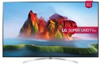 """LG 55SJ850V Smart LED TV, 55"""" 139cm, Super UHD 3840x2160, 100hz, DVB-C/T/T2/S/S2, WebOS, Wifi"""