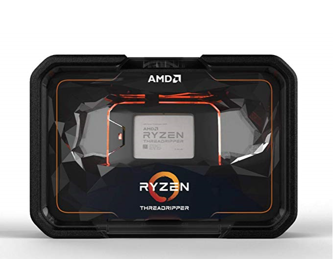 AMD Ryzen Threadripper 2950X, TR4, 16C/32T, 3.5GHz/4.4GHz (base/max), 32MB