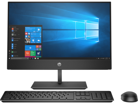 "HP ProOne 600 G4 / 21,5"" Touch / Intel i3-8100/4GB/500 GB HDD/Intel HD/ DVDRW/ SD MCR/Win 10 Pro"