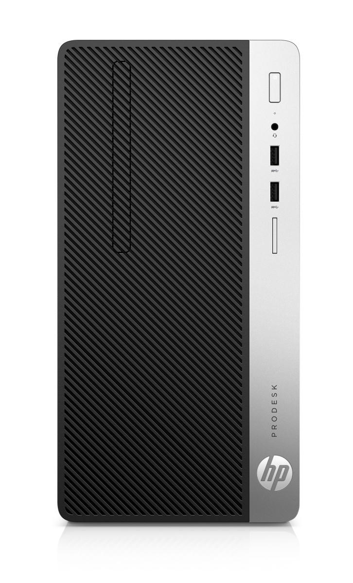 HP ProDesk 400G5 MT Intel i3-8100 / 8GB / 256 GB SDD/ Intel HD / DVD-RW/ W10 Pro