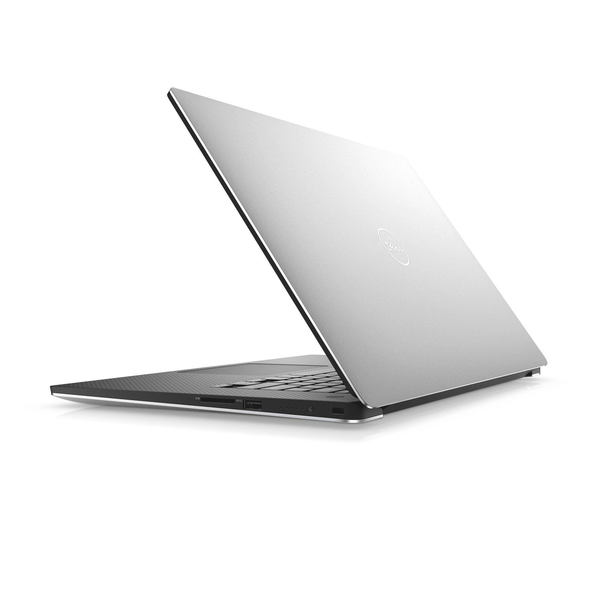 "Dell Precision 5530 15"" FHD i7-8850H/16GB/256GB SSD/P1000-4GB/THB/MCR/HDMI/W10P/3RNBD/Stříbrný"