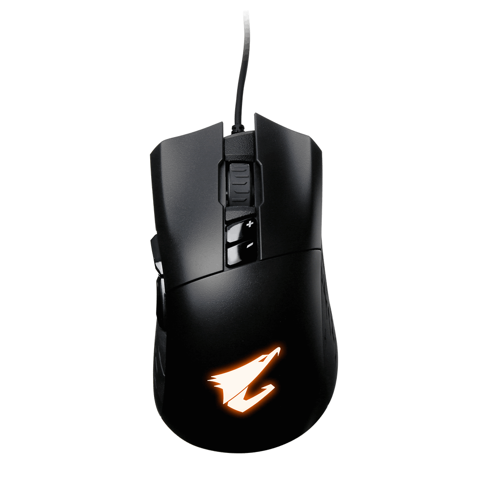 Gigabyte Gaming Mouse AORUS M3, Black